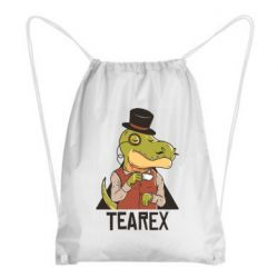 Рюкзак-мішок Dinosaur with tea
