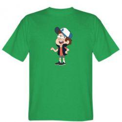 Мужская футболка Диппер - FatLine