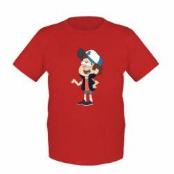 Детская футболка Диппер - FatLine
