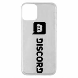Чохол для iPhone 11 Discord