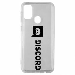 Чохол для Samsung M30s Discord