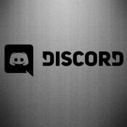 Наклейка Discord