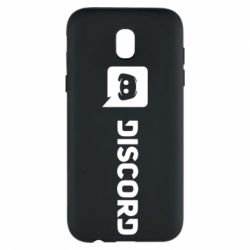 Чохол для Samsung J5 2017 Discord