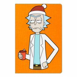 Блокнот А5 Dissatisfied Rick
