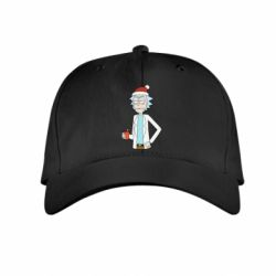 Дитяча кепка Dissatisfied Rick