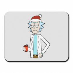 Килимок для миші Dissatisfied Rick
