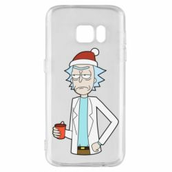 Чохол для Samsung S7 Dissatisfied Rick