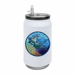 Термобанка 350ml Diving and the underwater world