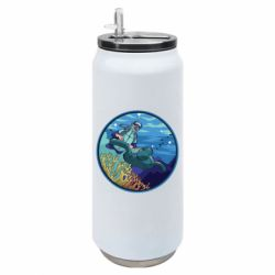 Термобанка 500ml Diving and the underwater world