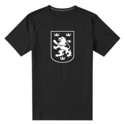 Мужская стрейчевая футболка Division Galician