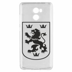 Чехол для Xiaomi Redmi 4 Division Galician