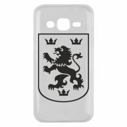 Чехол для Samsung J2 2015 Division Galician