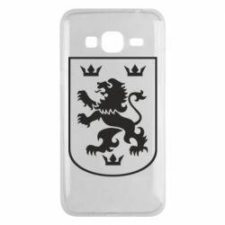 Чехол для Samsung J3 2016 Division Galician