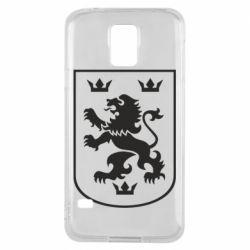 Чехол для Samsung S5 Division Galician