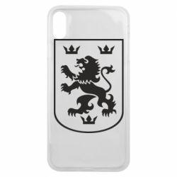 Чехол для iPhone Xs Max Division Galician