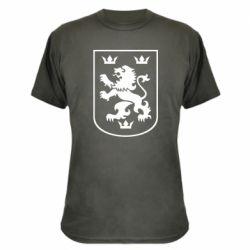 Камуфляжная футболка Division Galician