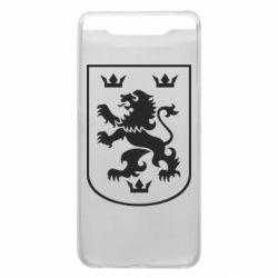 Чехол для Samsung A80 Division Galician