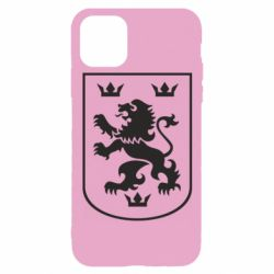 Чехол для iPhone 11 Pro Division Galician