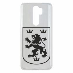 Чехол для Xiaomi Redmi Note 8 Pro Division Galician