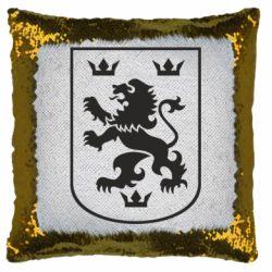 Подушка-хамелеон Division Galician