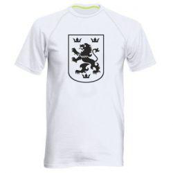 Мужская спортивная футболка Division Galician