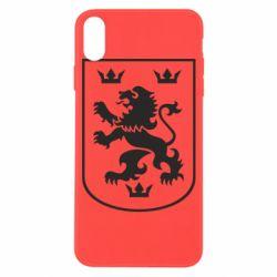 Чехол для iPhone X/Xs Division Galician