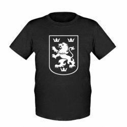 Дитяча футболка Division Galician