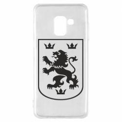 Чехол для Samsung A8 2018 Division Galician