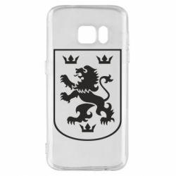 Чехол для Samsung S7 Division Galician