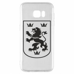 Чехол для Samsung S7 EDGE Division Galician