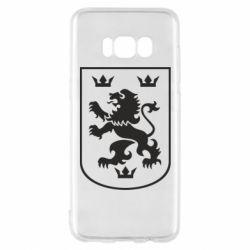Чехол для Samsung S8 Division Galician