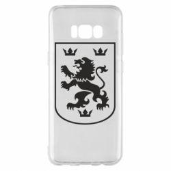 Чехол для Samsung S8+ Division Galician