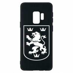 Чехол для Samsung S9 Division Galician