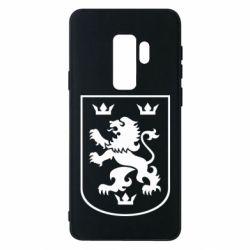 Чехол для Samsung S9+ Division Galician
