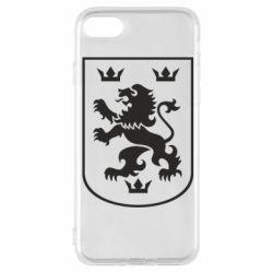 Чехол для iPhone 8 Division Galician