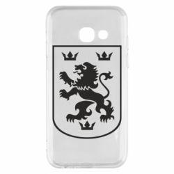 Чехол для Samsung A3 2017 Division Galician