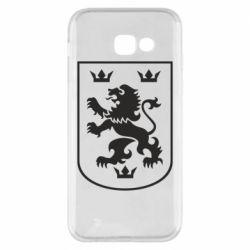 Чехол для Samsung A5 2017 Division Galician