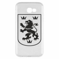 Чохол для Samsung A7 2017 Division Galician