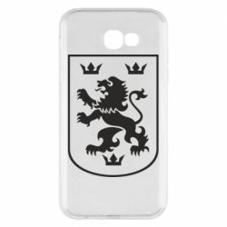 Чехол для Samsung A7 2017 Division Galician