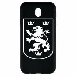 Чехол для Samsung J7 2017 Division Galician