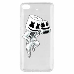 Чехол для Xiaomi Mi 5s DJ marshmallow 1