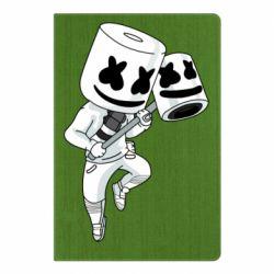 Блокнот А5 DJ marshmallow 1