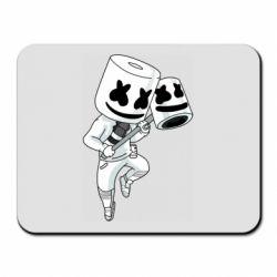 Коврик для мыши DJ marshmallow 1