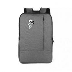 Рюкзак для ноутбука DJ marshmallow 1