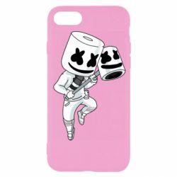Чехол для iPhone 7 DJ marshmallow 1