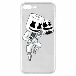 Чехол для iPhone 7 Plus DJ marshmallow 1