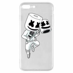 Чехол для iPhone 8 Plus DJ marshmallow 1
