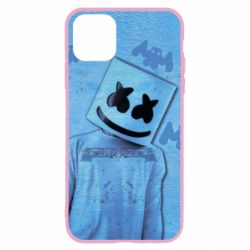 Чехол для iPhone 11 Dj Marshmello 2 - FatLine