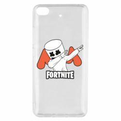 Чехол для Xiaomi Mi 5s Dj Marshmello fortnite dab - FatLine