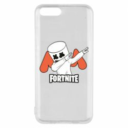 Чехол для Xiaomi Mi6 Dj Marshmello fortnite dab - FatLine